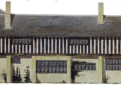 1885, Design for a cottage, large