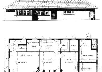 1897, Mrs. Scott house, Hampshire