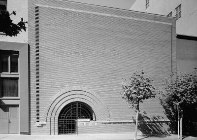 Morris Gift Shop, Wright, 1948