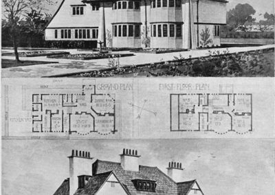 Loch house, Voysey, 1896