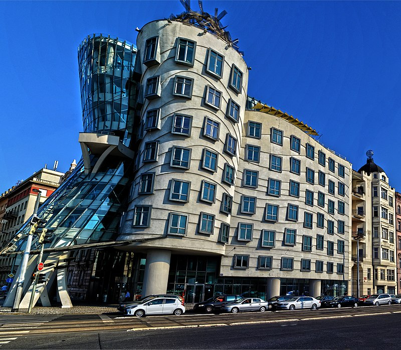 Gehry-Go-Round
